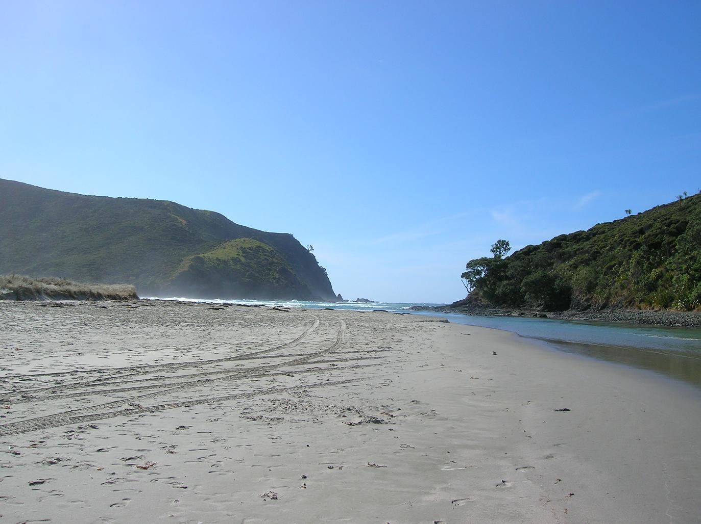 Strand schön, Mücken blöd