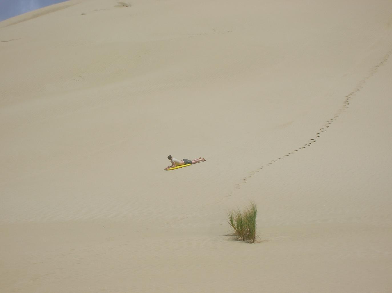 Sand Boarding 2