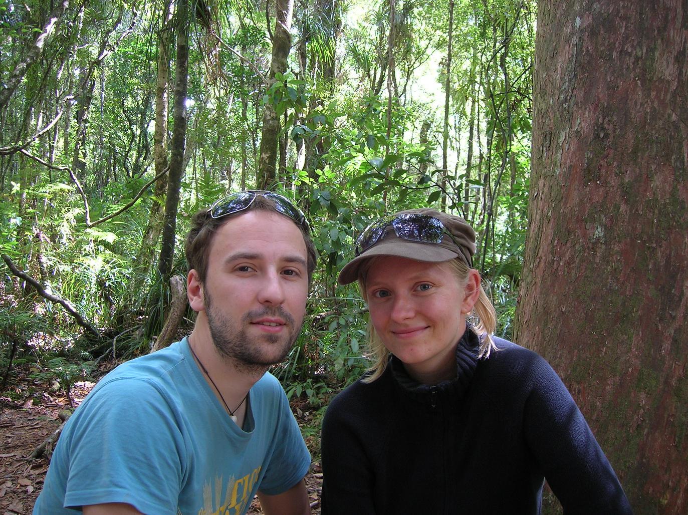 Zwei Männlein stehen im Walde