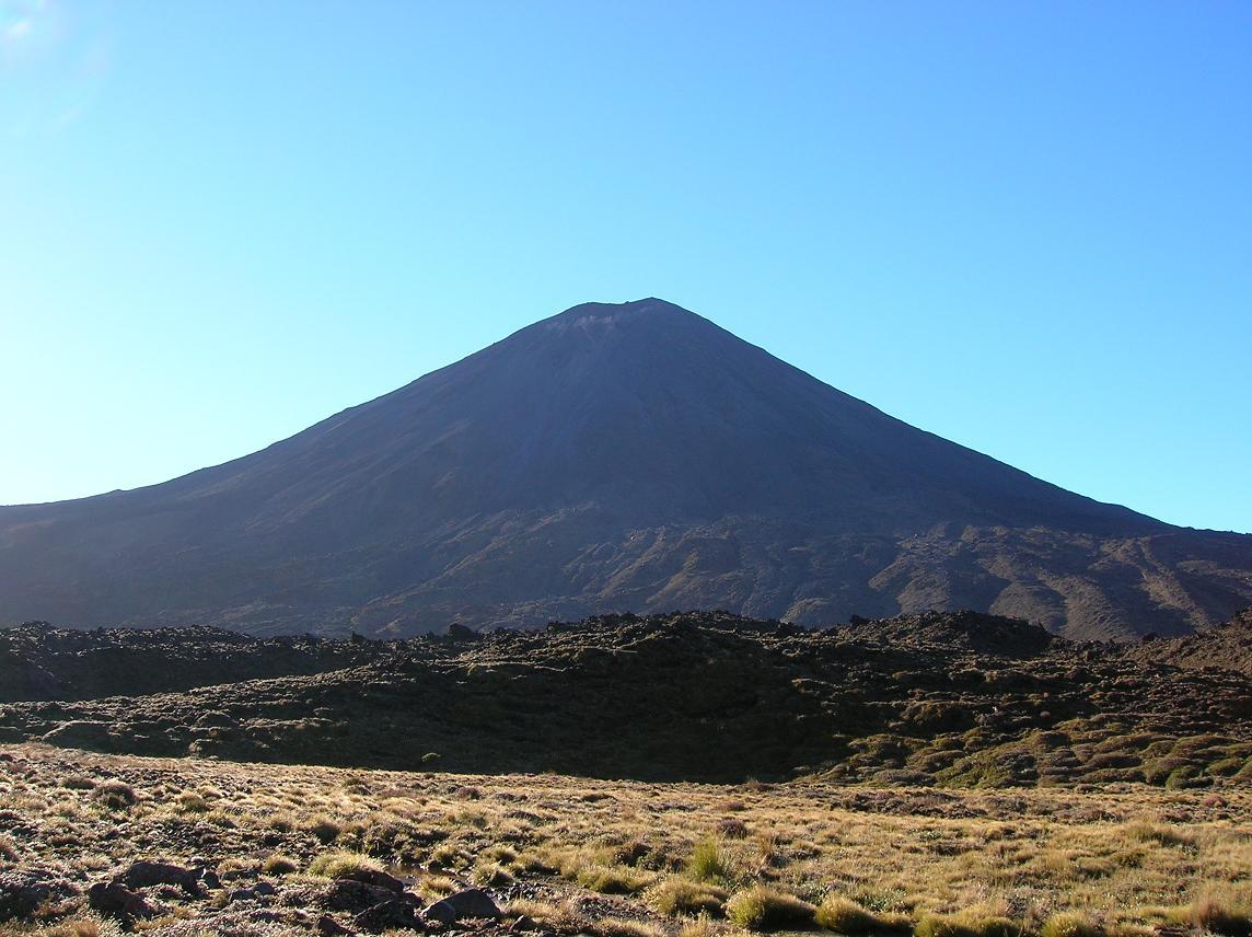 Mt Ngauruhoe, Der Berg ruft!