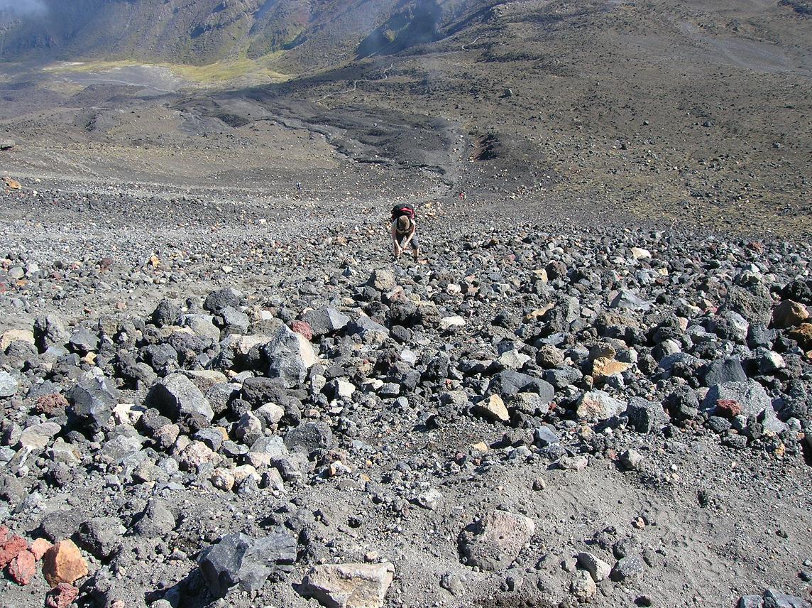 Babs am Berg und immer noch nicht weiter!
