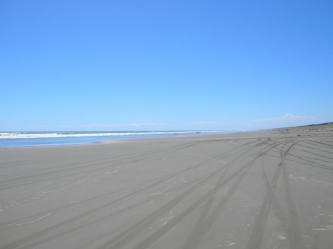 Strand und Strasse