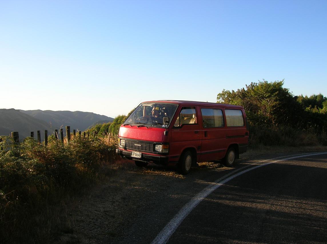 Toyota-Romantik