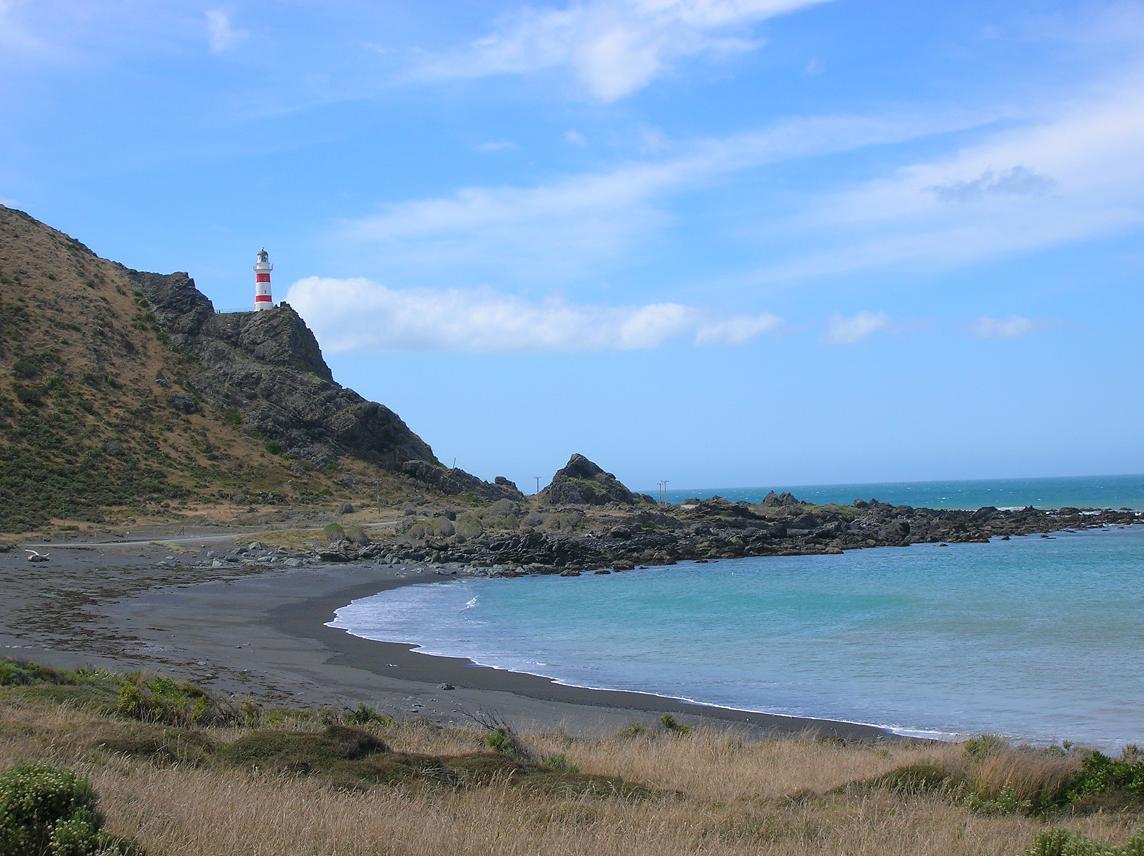 Cape Pahliser