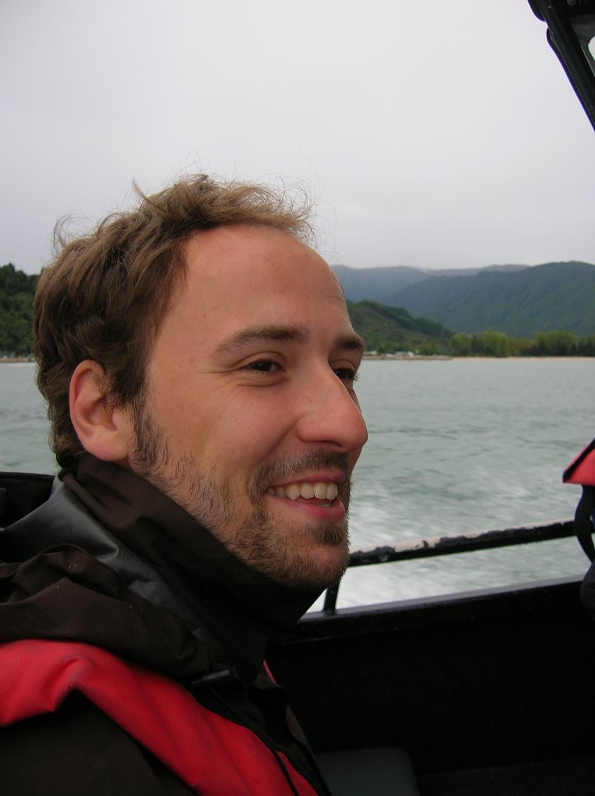 Eine Bootsfahrt die ist lustig …