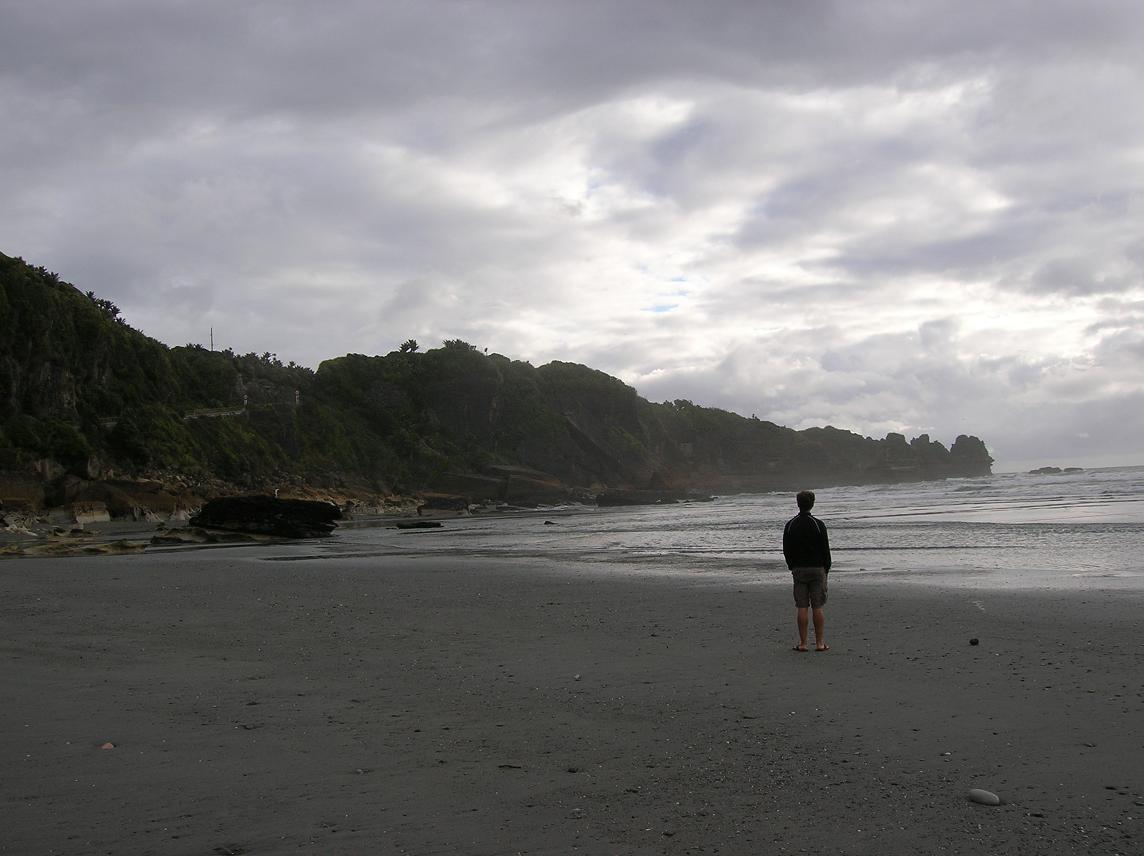 Der alte Nils und das Meer