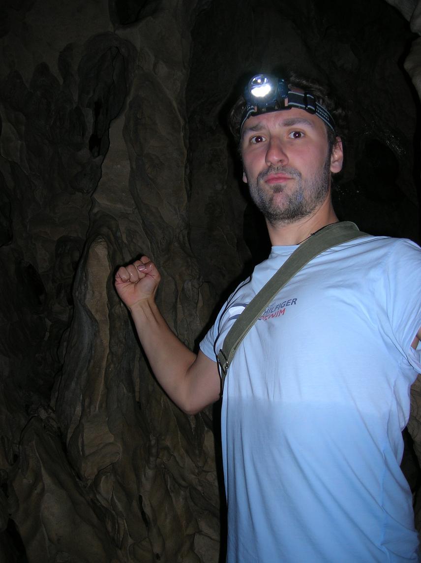 Nils, bezwinger der Höhlen