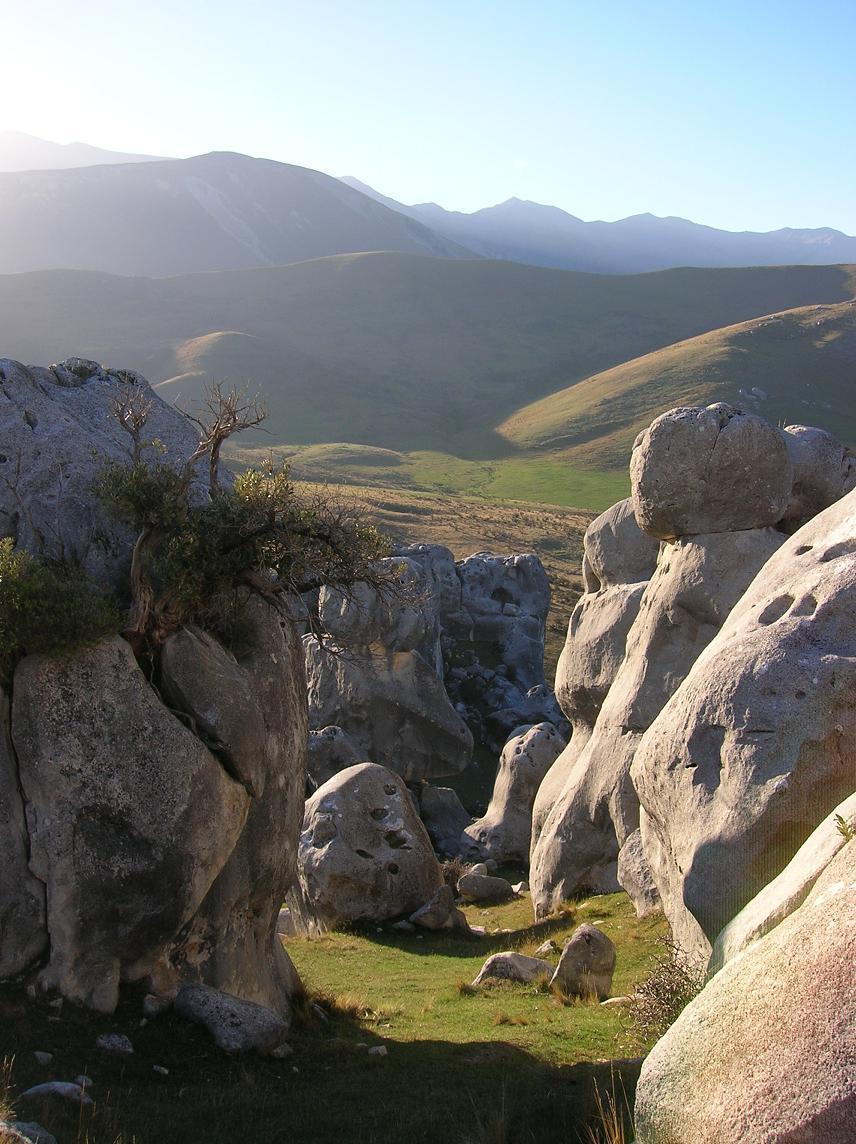 …und noch mehr Felsen