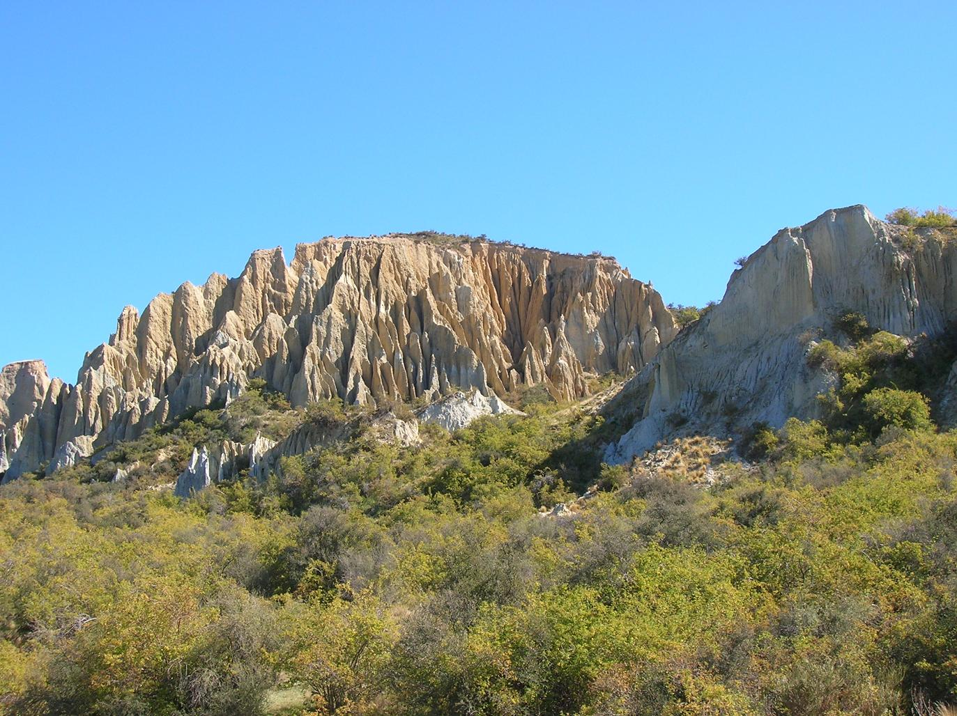 Die Clay Cliffs