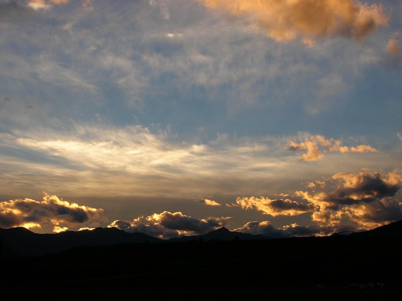 Der Himmel über Wanaka