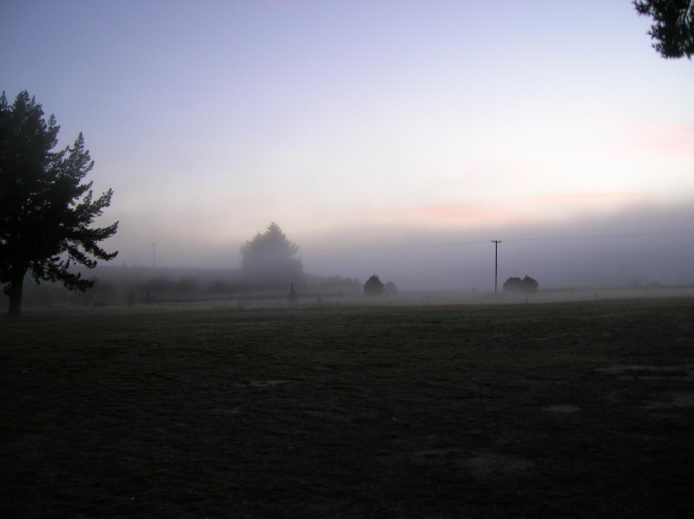 Morgenstund …