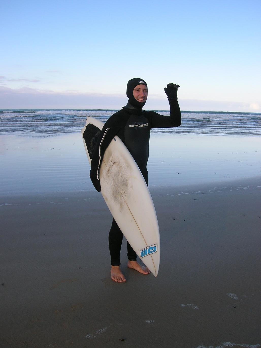Surf Dude oder Smurf Dude?