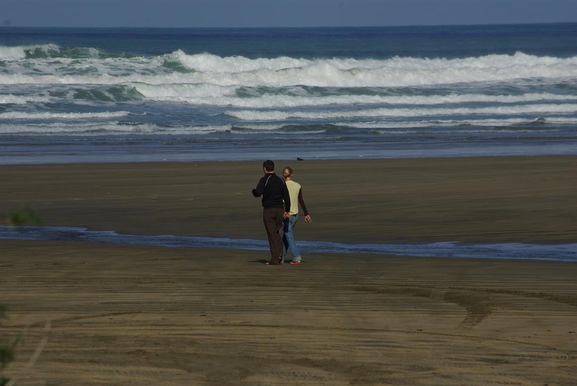 Rumtreiber in Neuseeland gesichtet