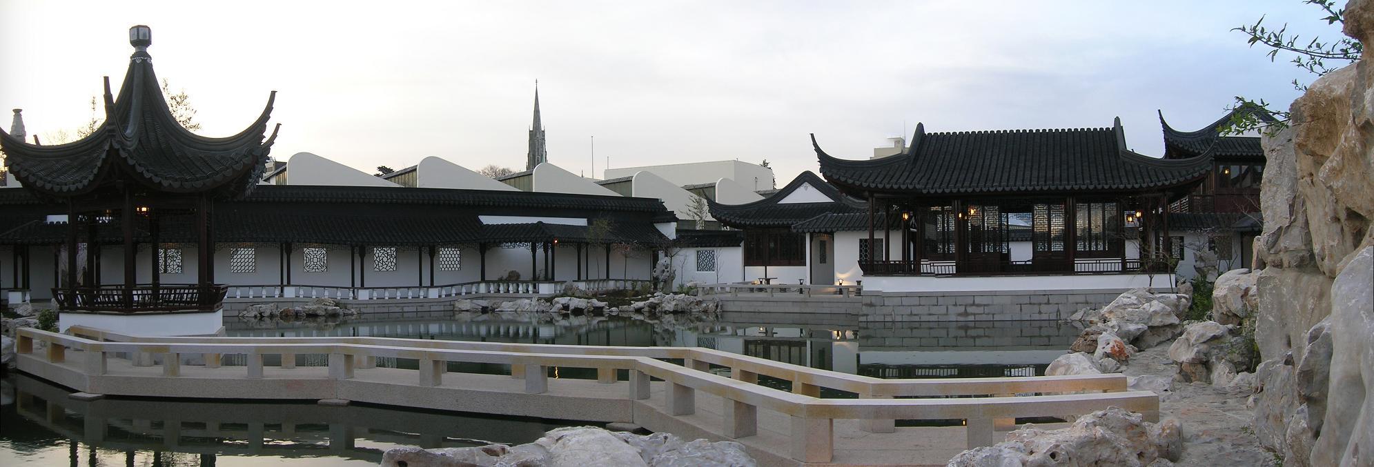 Chinesischer Garten Dunedin