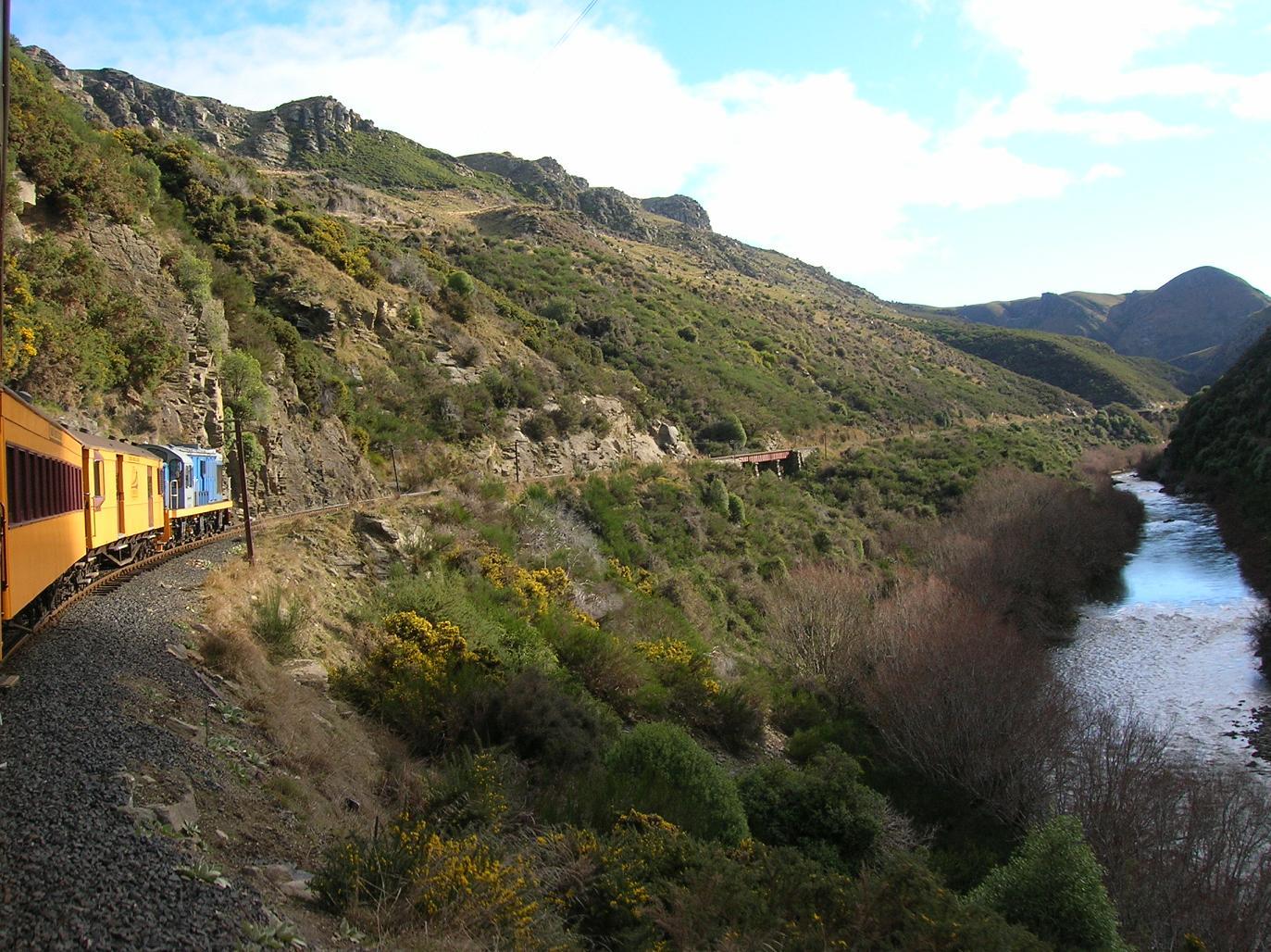 Das Taieri Gorge