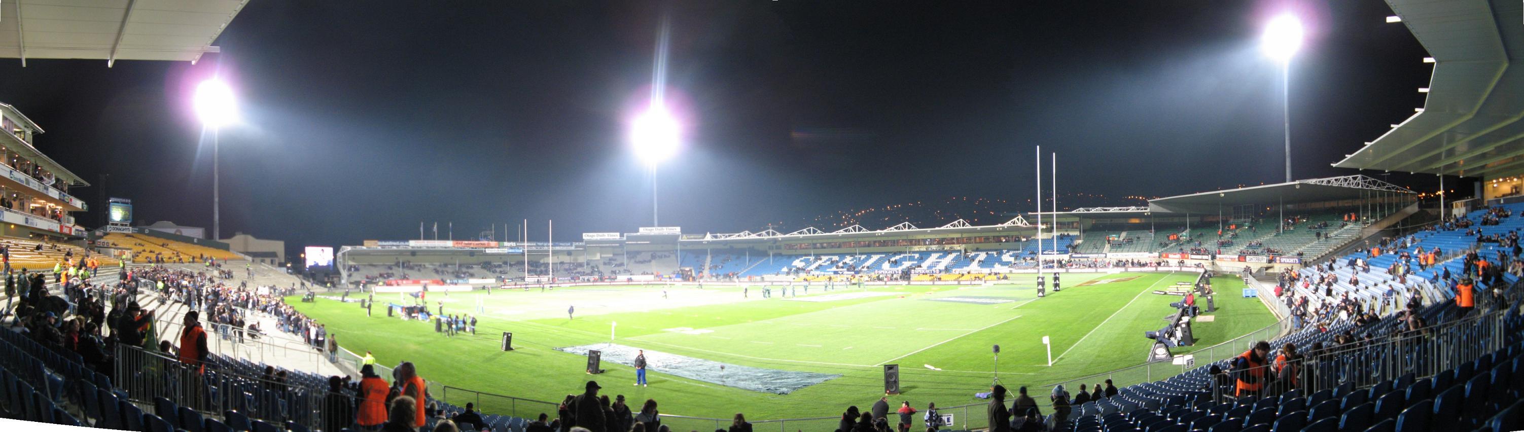 Carisbrook Stadium Dunedin