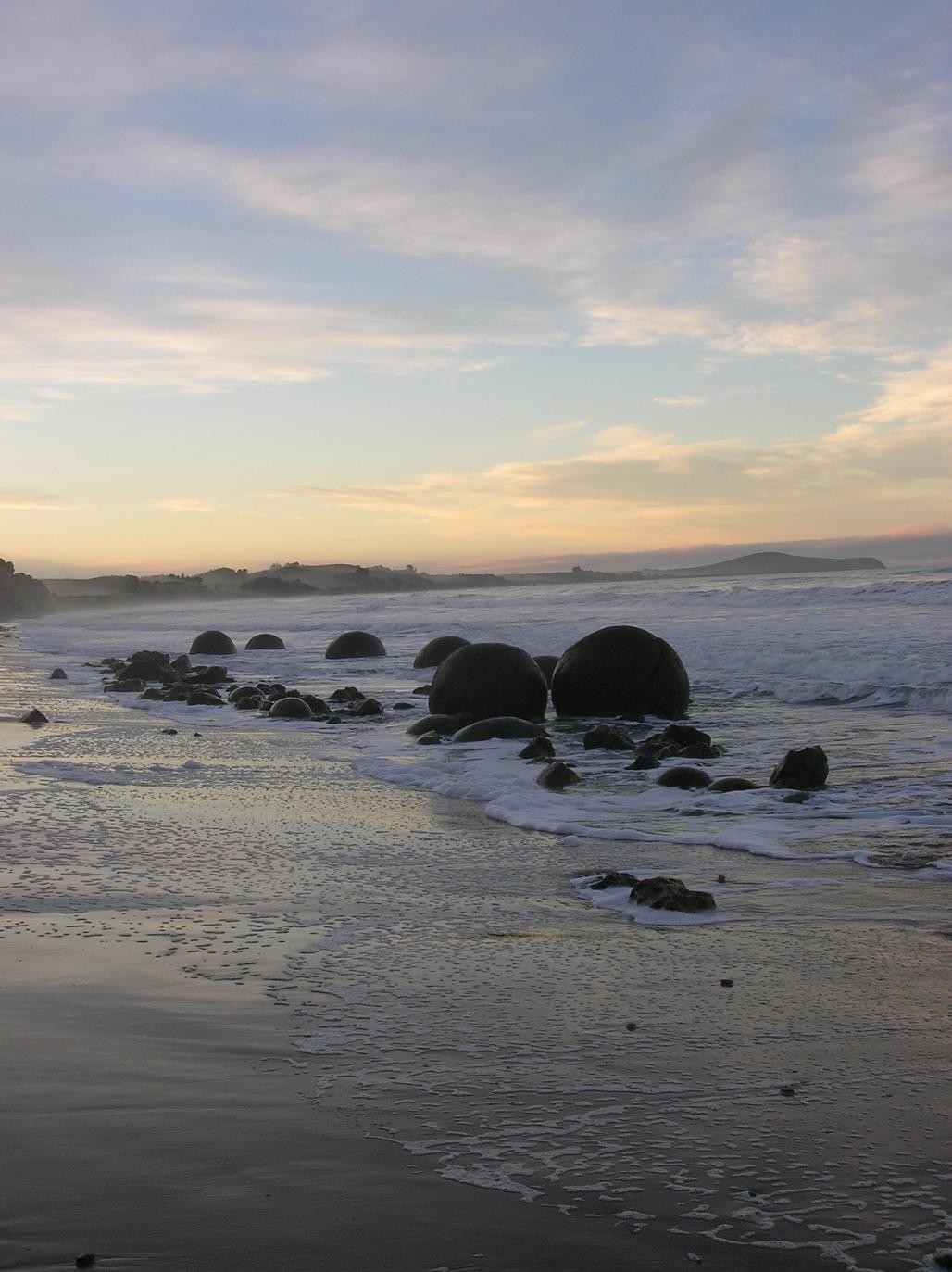 Murmeln in Neuseeland