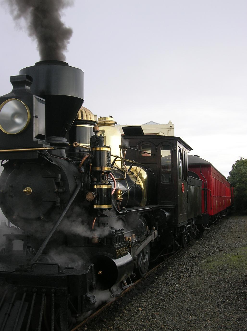 Neuseeländischer City Express