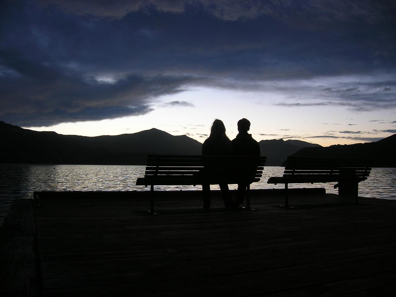 Die Rumtreiber … können auch mal ruhig sitzen