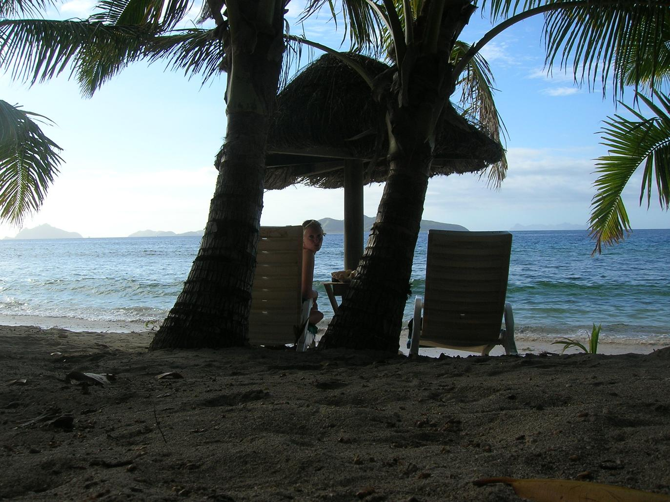 Kokospalmendekadenz auch für die Babs