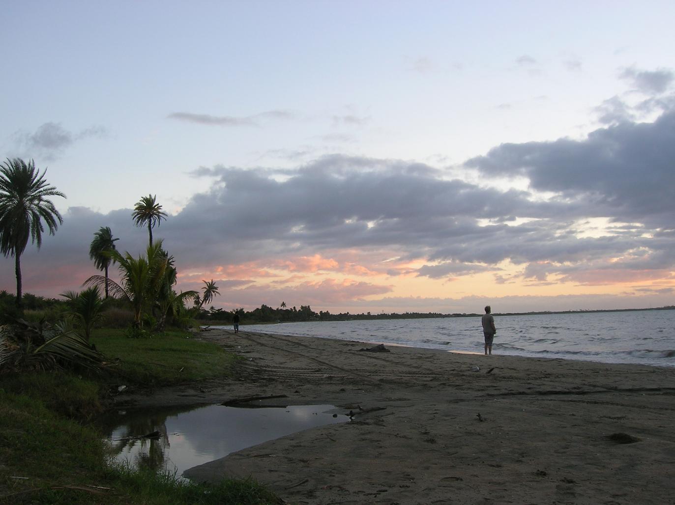 Strand von Nandi