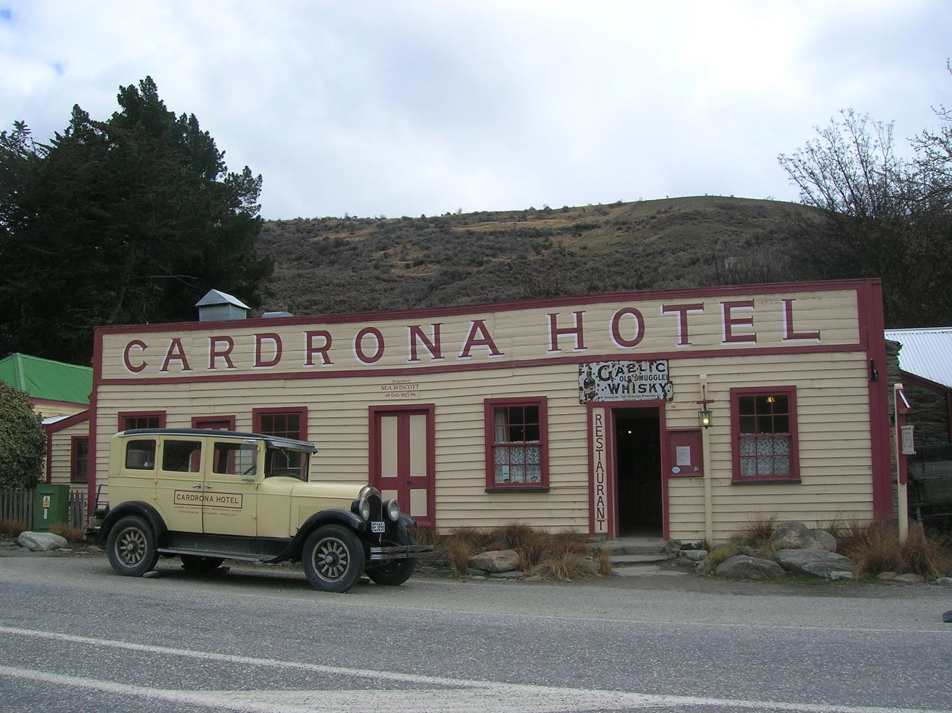 Das Cardrona Hotel
