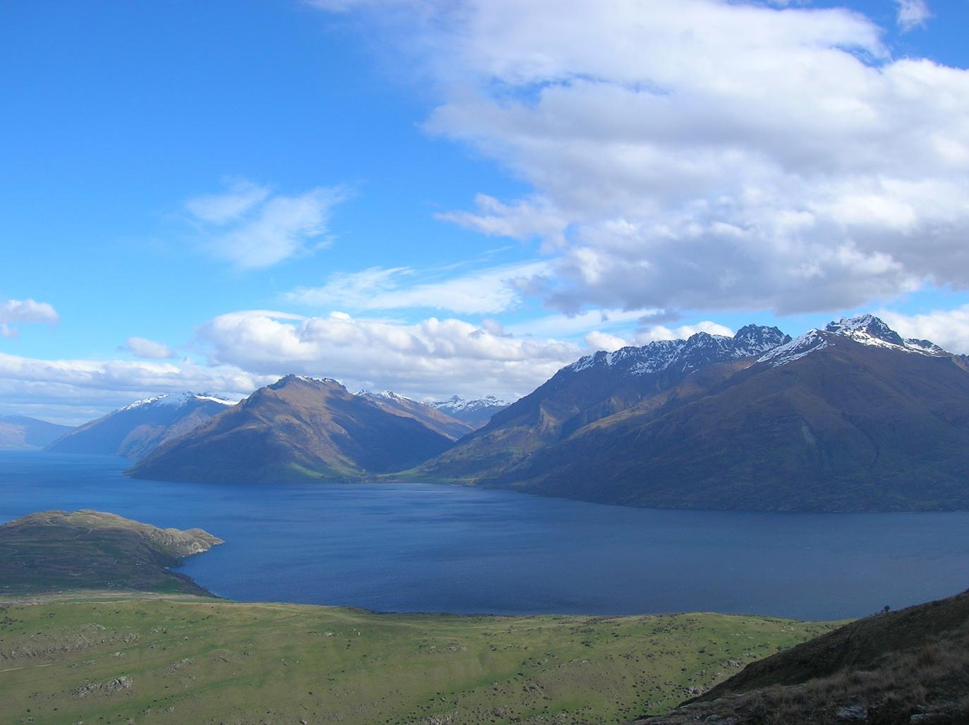 Lake Wakitipu 2
