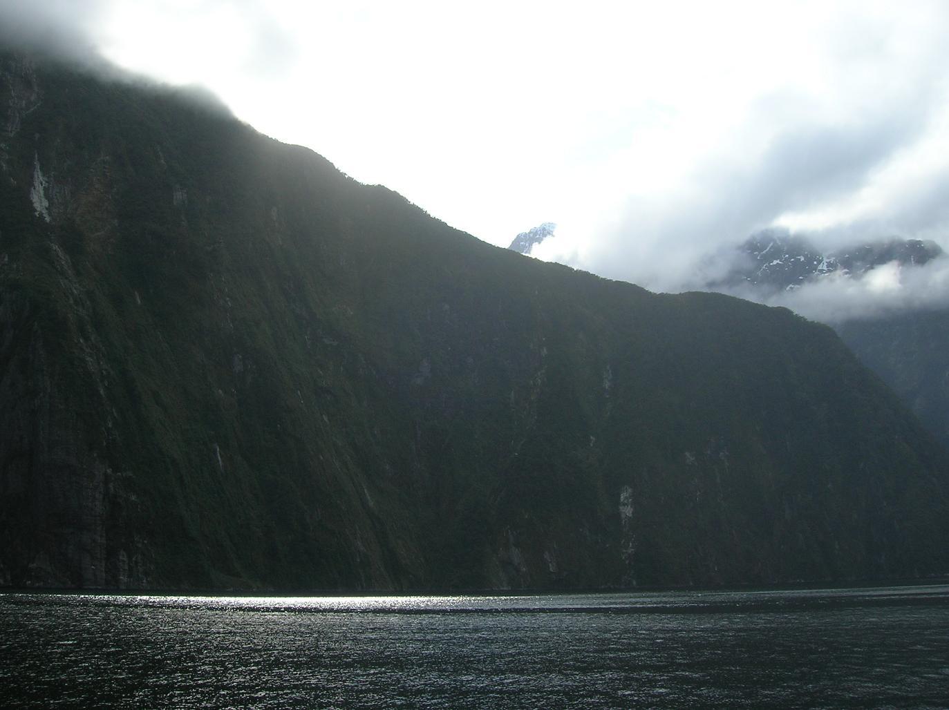Es geht ins Fjord!