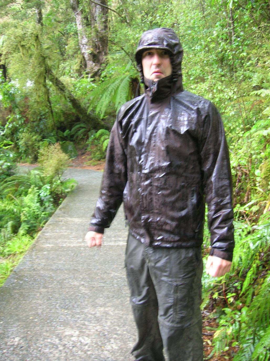 Ein Männlein im Regen