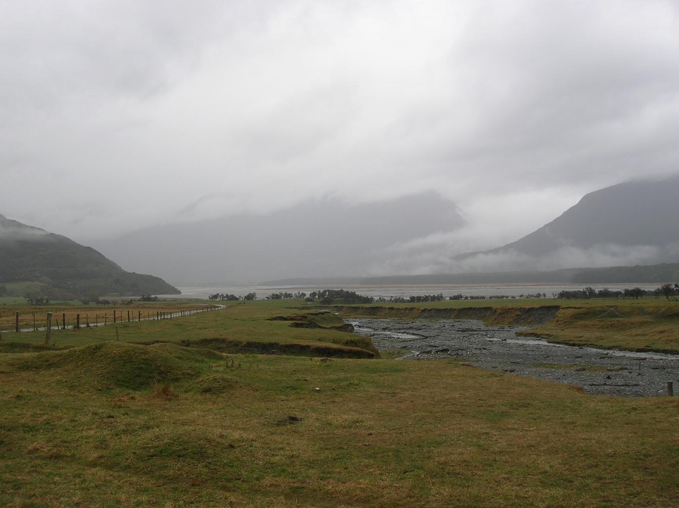 Über Flüsse, Stock und Stein