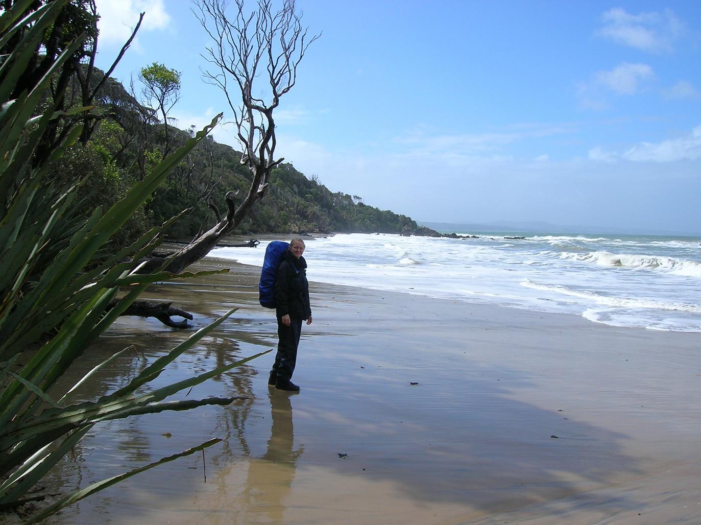 Versuch Nr. 12: Unser Strandfoto