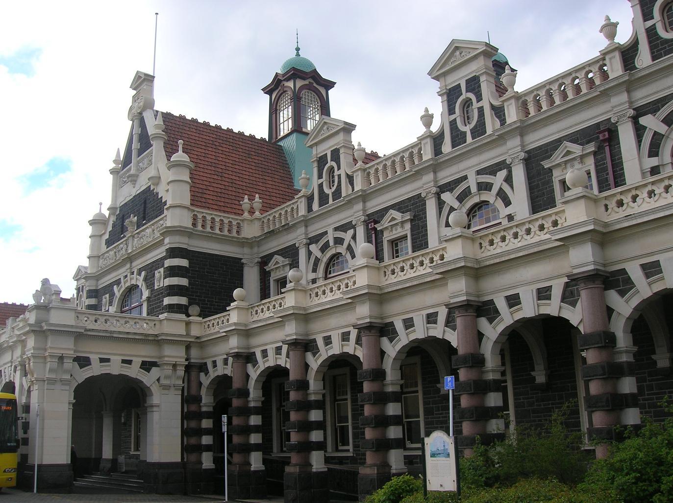 Dunedin Railway Station 2