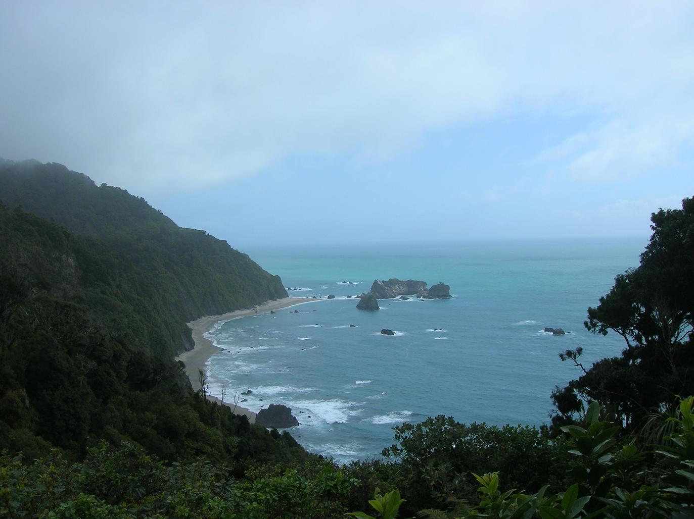 Südwestküste Neuseelands